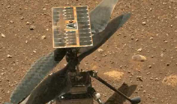 NASA to attempt first controlled flight on Mars on Monday