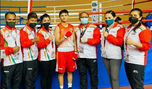 India assured of 4 medals at Youth World Boxing Championships on Day 6