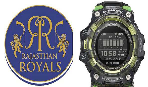 IPL 2021: Casio G-Shock becomes official toughness partner for RR