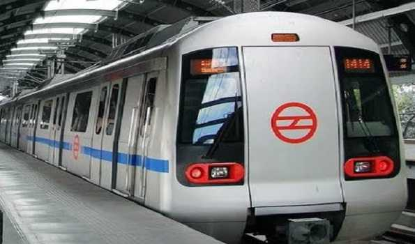 Metro can be availed only by exempted people during six-day lockdown: DMRC