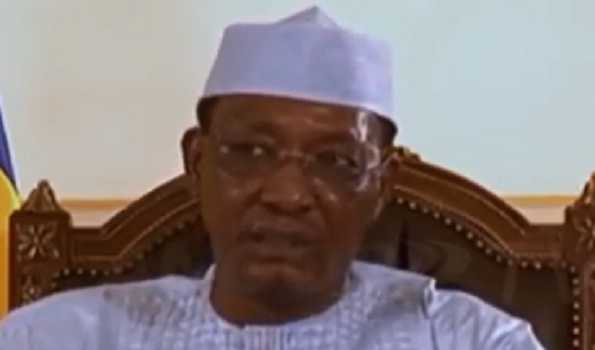 Chad's President dies in clashes with rebels