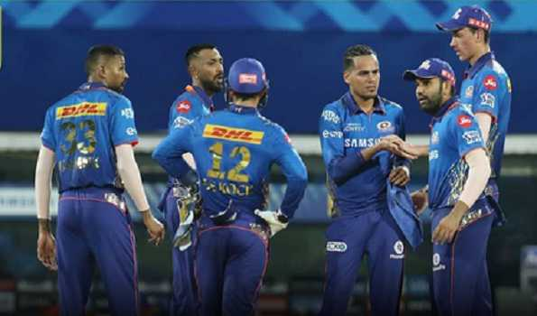 Rohit Sharma fined for MI's slow over rate against DC