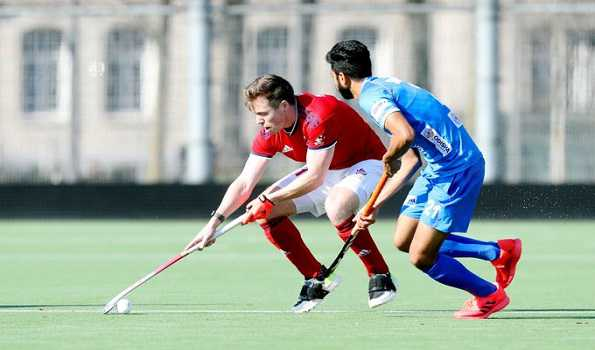 COVID-19: FIH Hockey Pro League matches  between India & Great Britain postponed