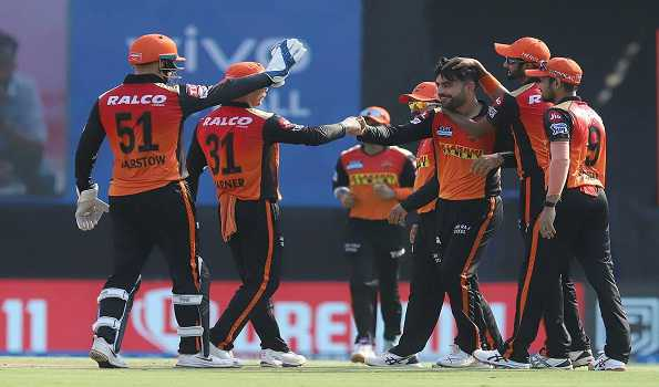 SRH bowls out Punjab Kings for 120