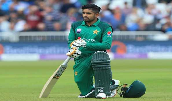 ICC T20I Rankings: Babar Azam moves to 2nd position