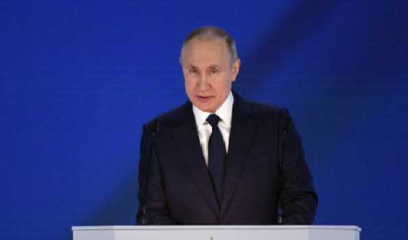 Putin says will find 'asymmetrical' ways to defend interests if 'red lines crossed'