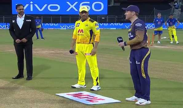 IPL 2021: KKR win toss, elect to bowl against CSK
