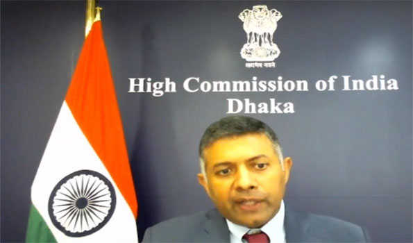 Disruption in vaccine supply to Bangladesh will soon end: Indian High Commissioner