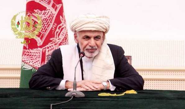 Pakistan stay out: Afghan President