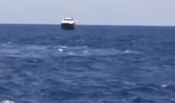 Around 130 asylum seekers feared dead after boat capsizes off Libya
