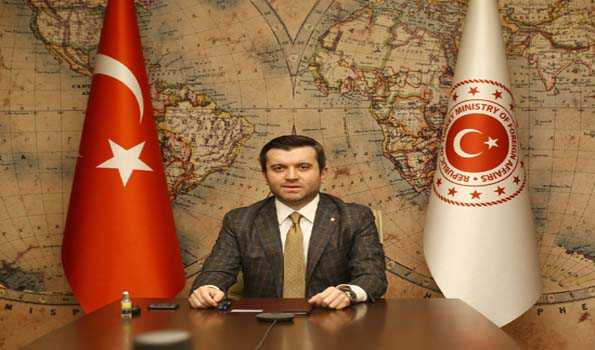 Foreign Ministers of Turkey, Afghanistan, Pakistan to meet in Istanbul