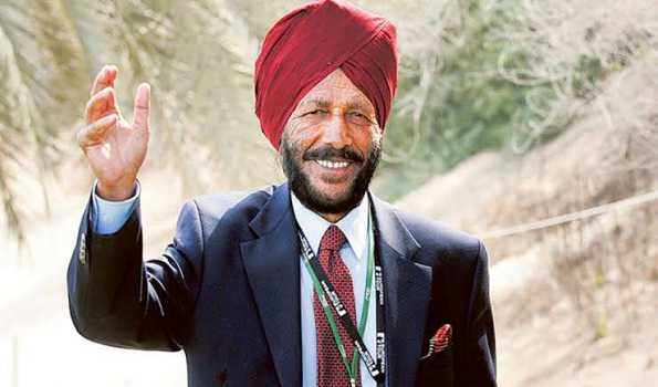 AP Guv, CM express grief over  death of Milkha Singh