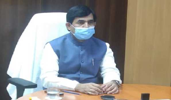 Maximum number of investment proposals received in Bihar during Corona pandemic: Shahnawaz