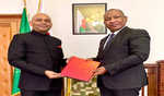 Ties between India and Madagascar growing stronger
