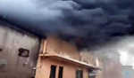 Fire in Delhi's shoe factory, at least six people reportedly missing
