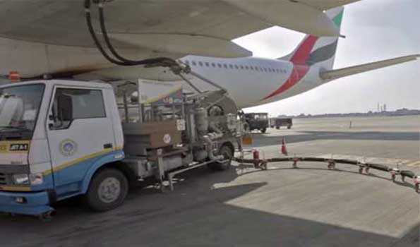 Jet fuel prices hiked