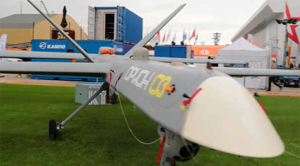 Russia to start producing combat drones for exports in 2022