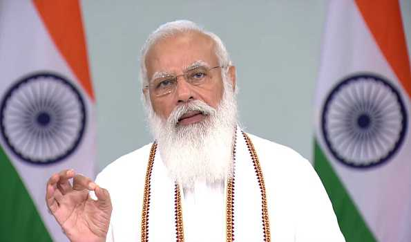 Lord Buddha is more relevant in times of Corona pandemic: PM