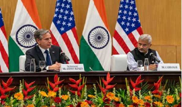 US providing $25 mn towards Covid vaccination, will work with India to end pandemic: Blinken
