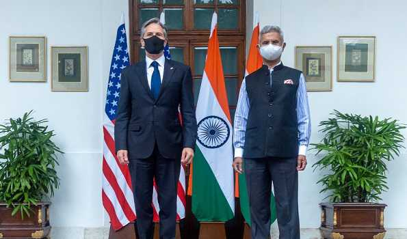 Quad not a military alliance, not directed against any nation: say US, India