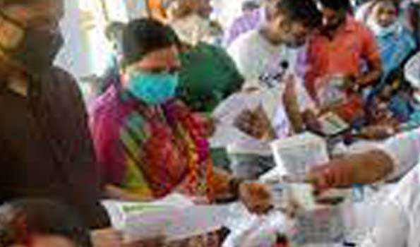 COVID-19: India records 43,509 cases in past 24 hrs