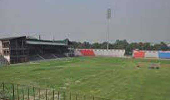 I-Day: Warm-up sessions for athletes 'temporarily suspended' at Jammu M A Stadium's outdoor complex