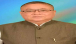 Loken Singh appointed interim president of Manipur Cong
