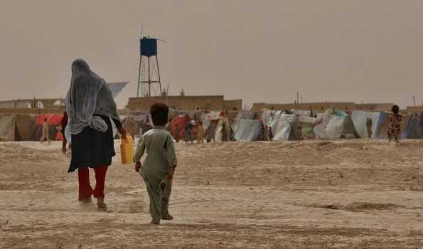 UNHCR says Afghan conflict taking toll on  women, children