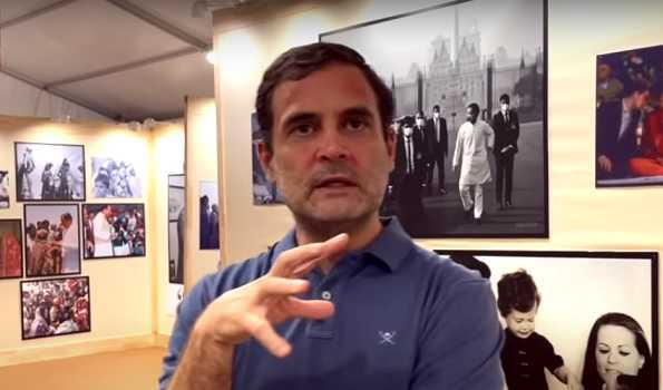 Sanjay Gandhi was warned by Rajiv against flying the plane he crashed in: Rahul