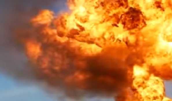 Eight dead, 5 injured in NE China gas explosion