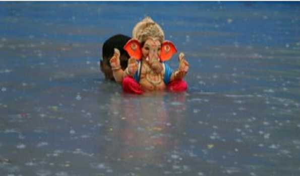 Telangana govt files review petition in High Court on PoP Ganesh idols immersion