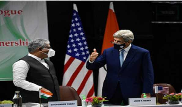 India, US launch Climate Action and Finance Mobilisation Dialogue to take forward Agenda 2030