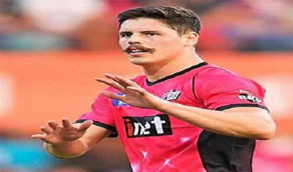Ben Dwarshuis replaces Chris Woakes for the rest of IPL 2021