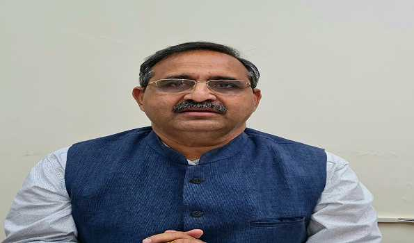Congress divided into many factions, cannot compete unitedly against BJP: Randhir Sharma