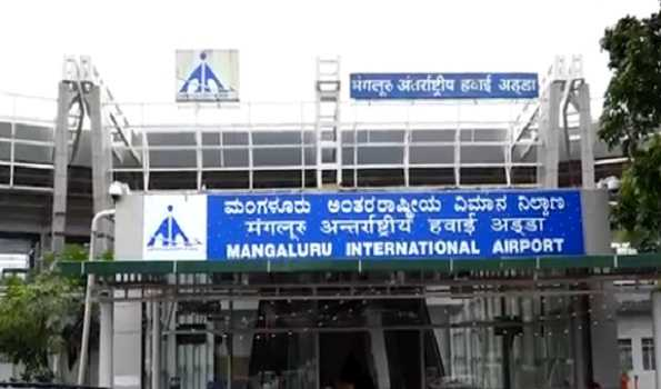 Customs officials seize Gold worth Rs 10.55 lakh at MIA