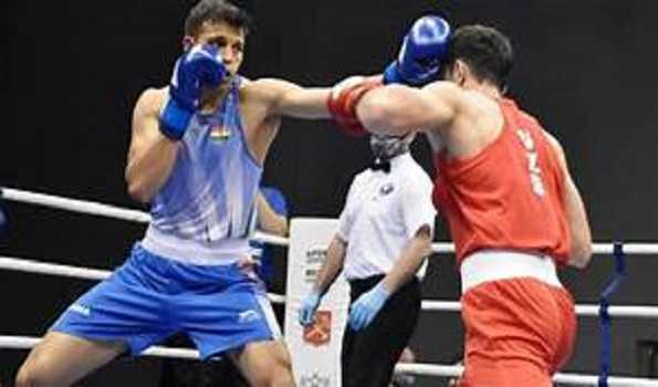 Sumit, Neeraj make cut on Day 1 of 5th Elite Men's National Boxing Championships