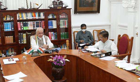 Kerala Guv calls upon VCs to take Higher Education to new heights