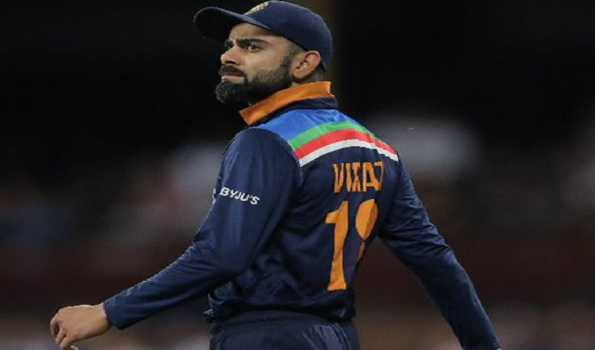 Kohli to step down as T20I captain after T20 WC, will continue as ODI & Test skipper