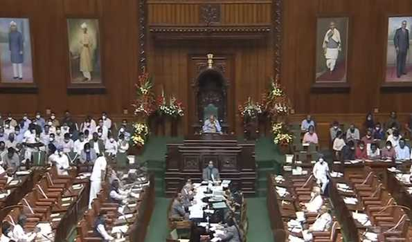 Contentious bill passed as Cong stages walkout
