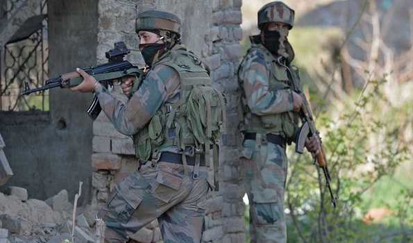 Security forces recover 4 pistols, ammunition in Pulwama