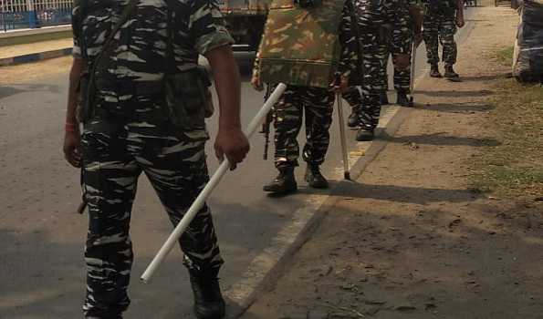 52 Cos of central armed forces to be deployed  for Bhawanipur by-poll