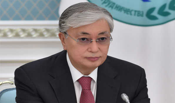 SCO able to play active role in achieving peace in Afghanistan: Kazakh president