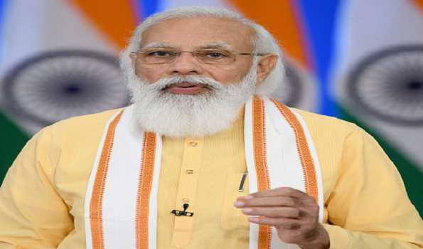 PM hails health-care workers, thanks people for wishes on his birthday