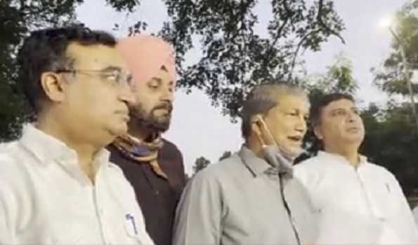 Changing equations of Congress in Punjab forces Amarinder to resign