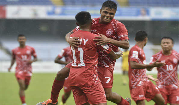 Hyderabad FC knocks out of Durand Cup, fall to a fighting 2-1 loss to Army Red