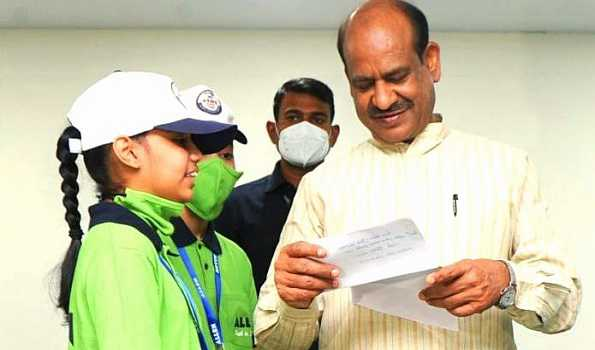 Free accommodation facility to children in Kota due to efforts of LS Speaker