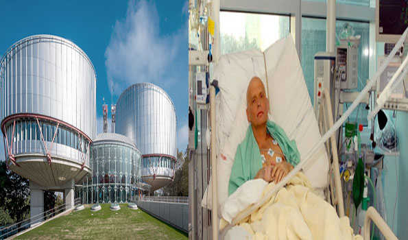 ECHR says Russia responsible for Litvinenko death, awards $117,328 in compensation to widow