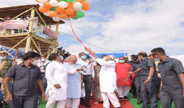 Ropeway to come up at six more places in Bihar : Nitish