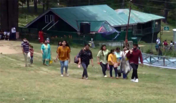 Thirty foreigners among 61.33 lakhs tourists visit Jammu region by Sept mid