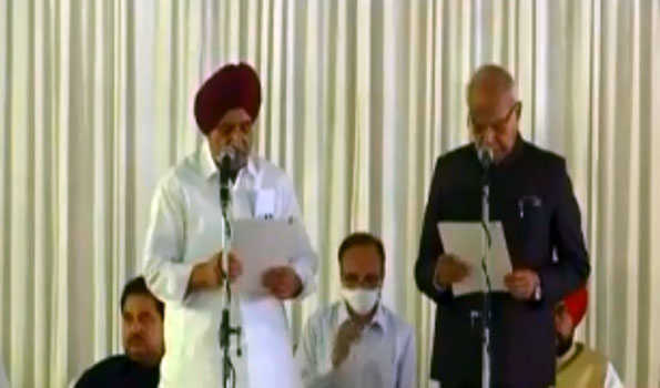 Cabinet expansion: 15 ministers sworn-in Punjab